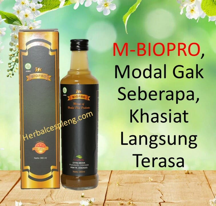 M-BIOPRO Herbal Cespleng